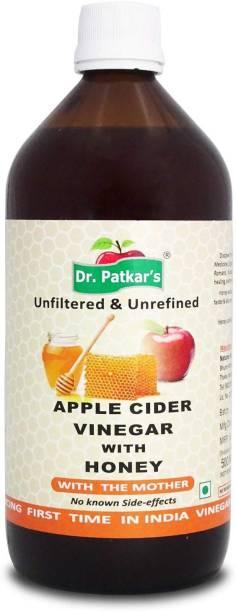 Dr. Patkar's Apple Cider With Honey Vinegar