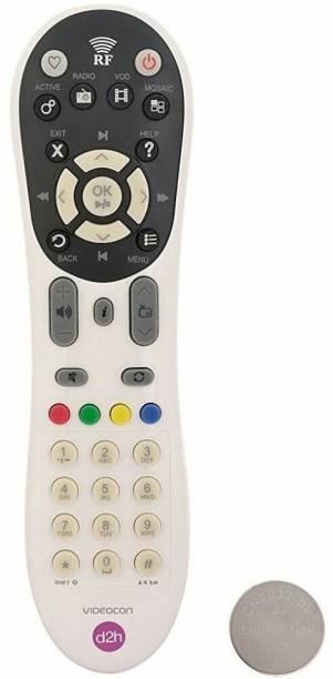 VBEST Compatible remote for Videocon d2h HD setup box Compatible remote control VIDEOCON D2H REMOTE Remote Controller