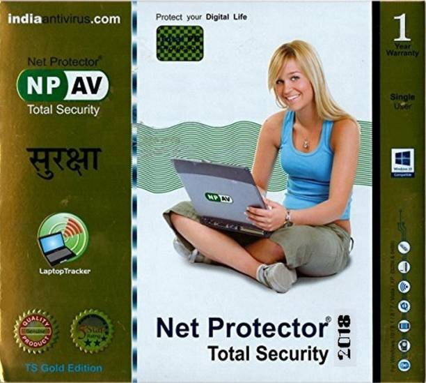 Net Protector Total Security 1.0 User 1 Year