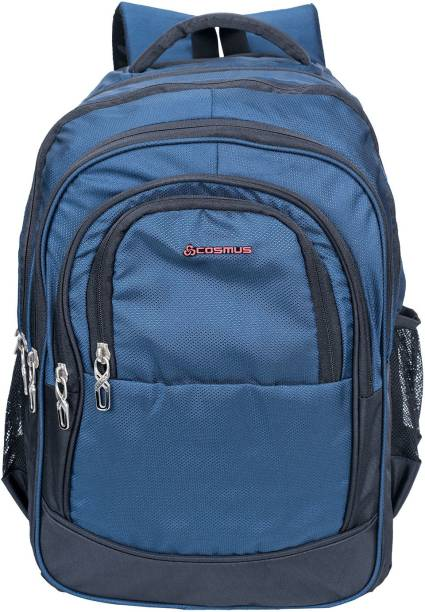 a803dbf2666b Cosmus Kingston Large 36 Litre Polyester Navy Travel Backpack - Big School  Bag 36 L Backpack