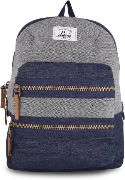 b9f5cfb6621e Lavie Blue Backpack 18 L Backpack