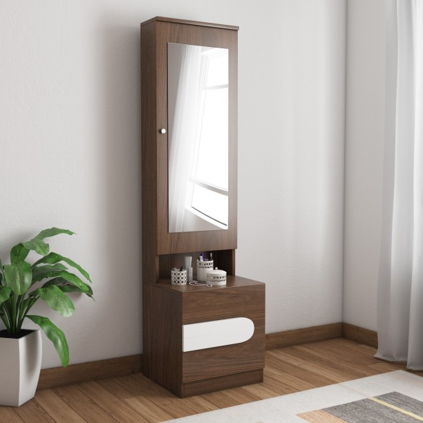 Crystal Furnitech Styer Engineered Wood Dressing Table