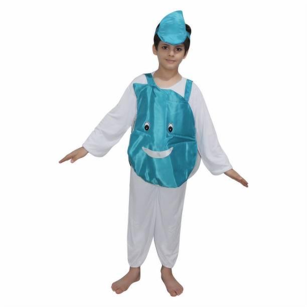 0e7859f9a Kaku Fancy Dresses Water Drop fancy dress for kids