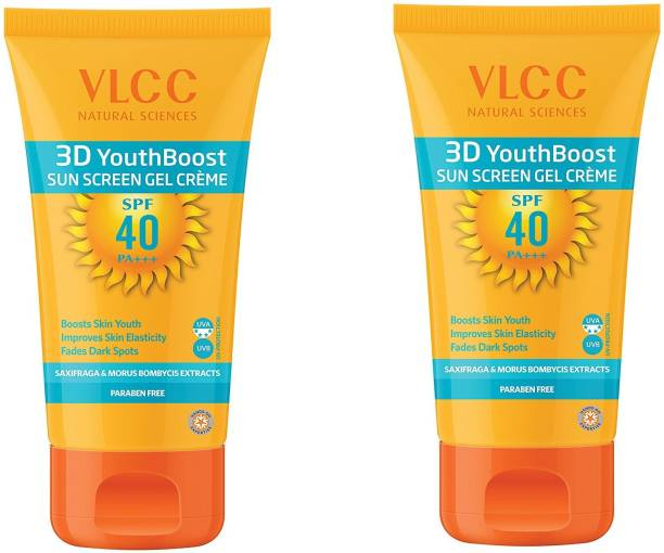 VLCC Youth Boost Sunscreen - SPF 40 PA+++