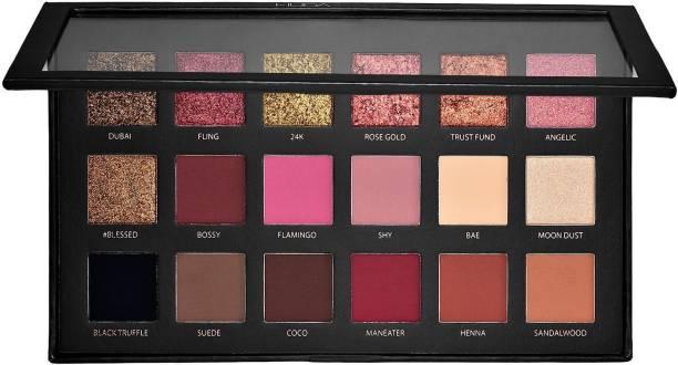 Bio Rose Gold Palette 18 g