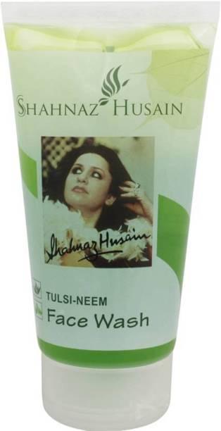 Shahnaz Husain Tulsi-Neem  150g Face Wash