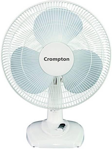 CROMPTON Eva 3 Blade Table Fan