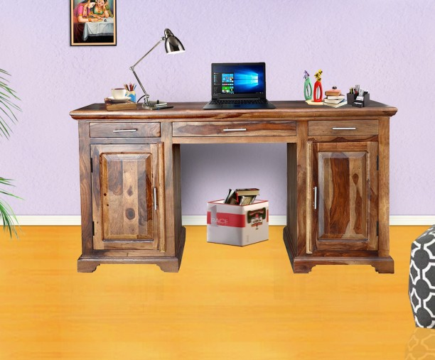 Charmant Balaji SBACD Solid Wood Study Table