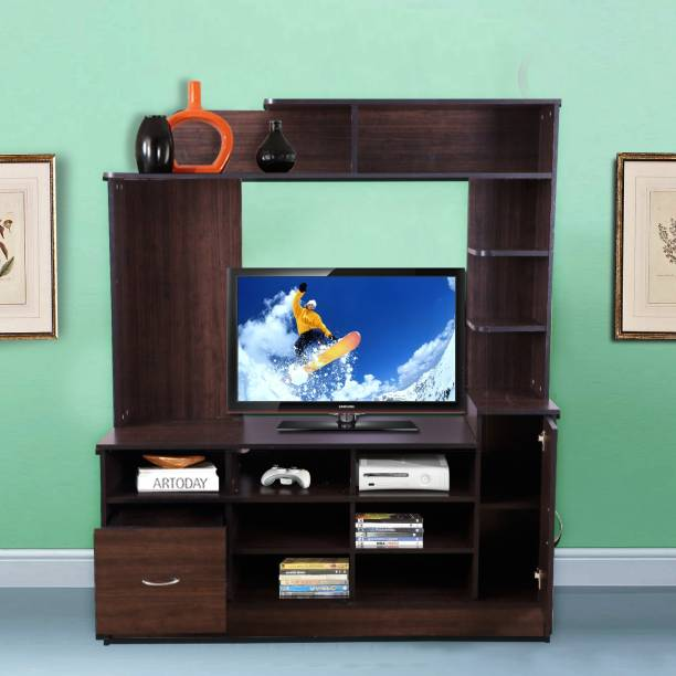 f65ae7908 HomeTown Payton Engineered Wood TV Entertainment Unit. HomeTown Payton Engineered  Wood TV Entertainment Unit. Finish Color - Wenge