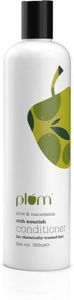 Plum Olive & Macadamia Rich Nourish Conditioner