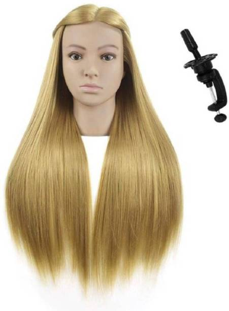PEMA Saloon Use Dummy For Styling Practice, Dummy With Stand Hair Extension