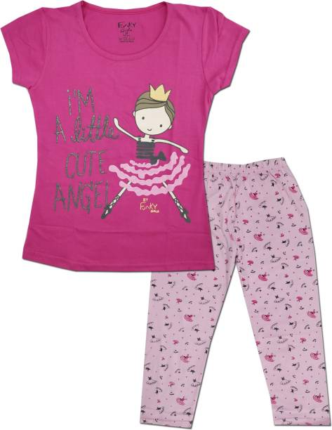 afe15f17745 Night Suits For Girls - Buy Girls Night Suits Online At Best Prices ...