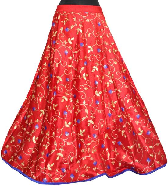 50785f3f7ab Flared Skirts - Buy Flared Skirts Online at Best Prices In India ...