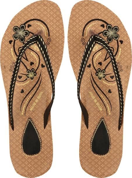 9e59734225ec5 Brown Slippers Flip Flops - Buy Brown Slippers Flip Flops Online at ...