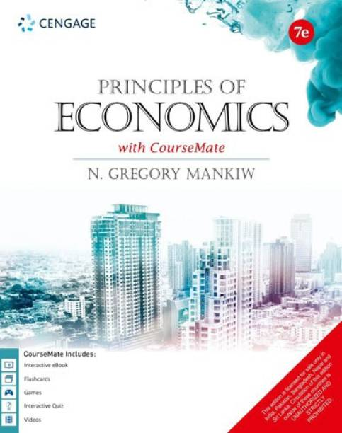 Principles of Economics with Coursemate