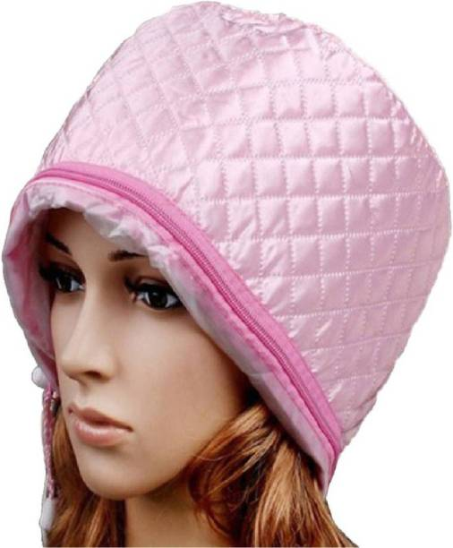 Natural professional hair steamer hair spa cap thermal spa steam cap Hair Steamer