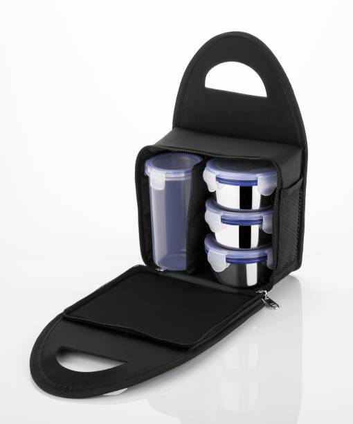 kkart Royal 3 Containers Lunch Box