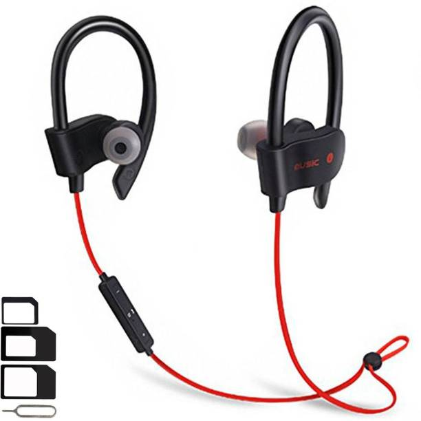 GoSale Headset Accessory Combo for LeEco Le Max2, LeEco Le Pro 3, LeEco Le Pro 3 AI Eco Edition, LeEco Le Pro 3 Elite, LeEco Le Pro3 Elite, LeEco Le S3, Letv Le 1S Wireless Bluetooth In-Ear Headphones Headset Hands-Free Earbuds Earphone With Mic