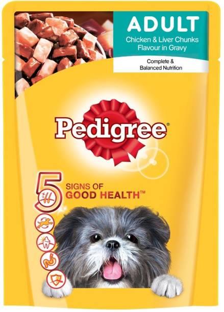 PEDIGREE Adult Gravy Chicken, Liver Dog Treat