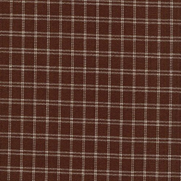 Dunroven House Homespun 12-Piece Fat Quarters Red 18 by 21-Inch