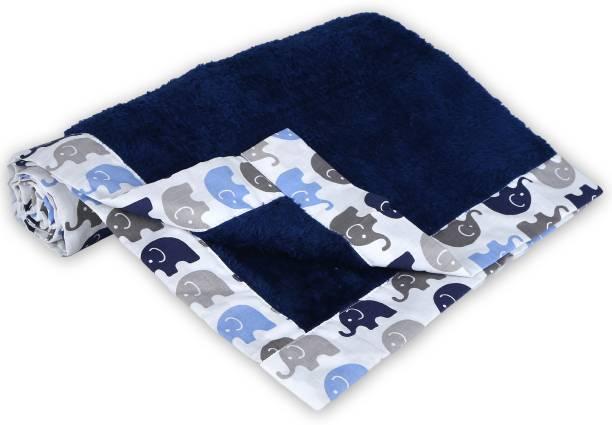 Miss & Chief Printed Single Baby Blanket