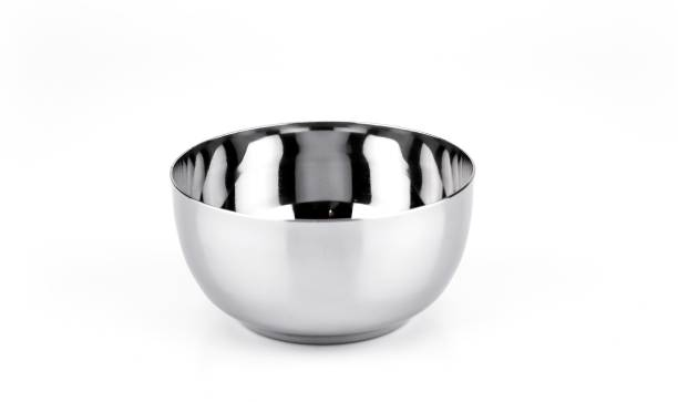 COCONUT Deluxe Apple Vati, Katori Stainless Steel Vegetable Bowl