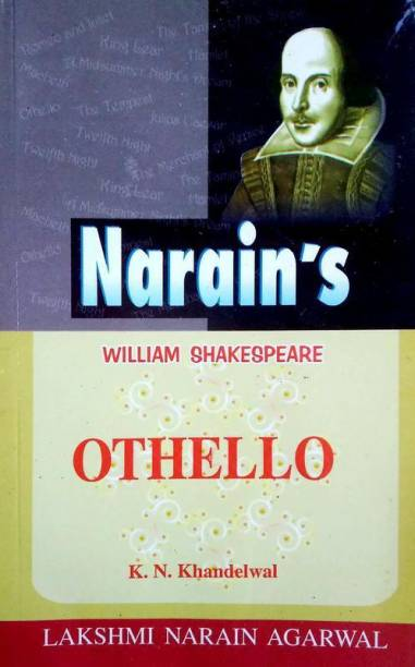 Othello - Shakespeare (Text, Notes With Hindi)