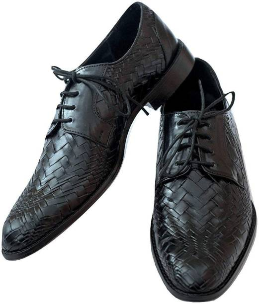 2ca5e5eb726520 Bronnko Formal Shoes - Buy Bronnko Formal Shoes Online at Best ...