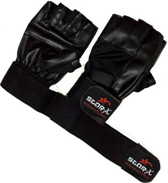 Star X Beginner foam gloves free size Gym & Fitness Gloves