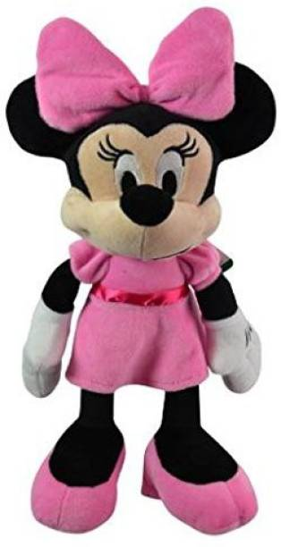 Minnie Mouse Soft Toys - Buy Minnie Mouse Soft Toys Online at Best