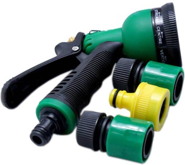 GOCART 8 Mode plastic Nozzle and Multifunction Car Wash Water sprayer Gun Sprinkle For Garden - Car Washing Spray Gun