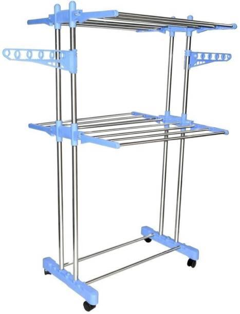 SHP Steel Floor Cloth Dryer Stand RGS101