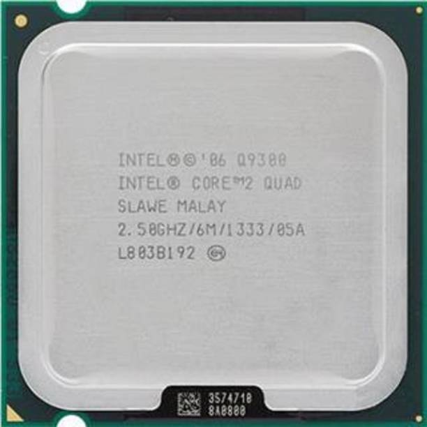 Intel quadcore Q9300 2.5 LGA 775 Socket 4 Cores Desktop Processor