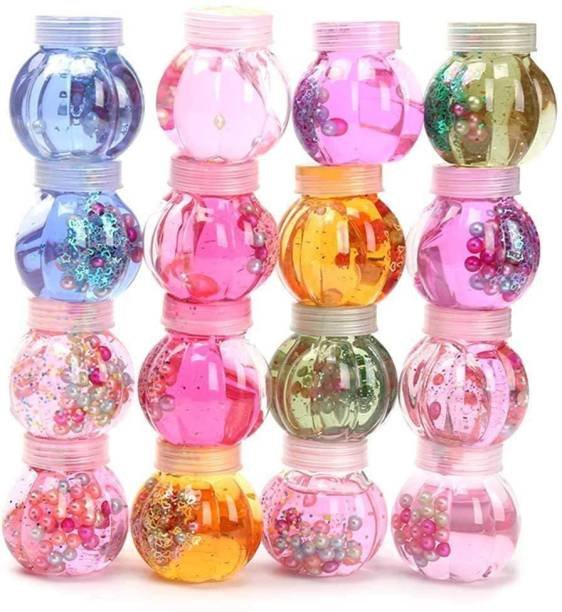 Toyshine Crystal S Multicolor Putty Toy
