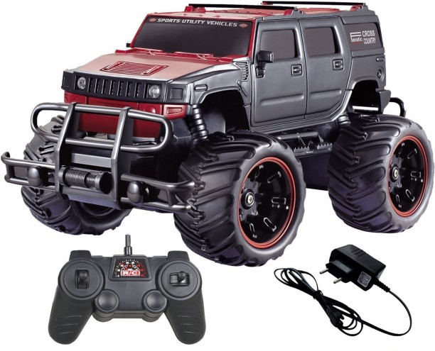 Zurie Toy Collection Off Road Monster Racing Car, Remote Control , 1:20 Scale Toys For Kids 5 7 Years - Buy Online at Low