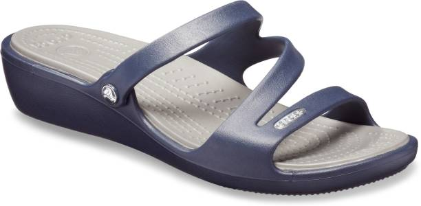 a46ce318a465 Crocs Wedges - Buy Crocs Wedges For Women Online at Best Prices in ...