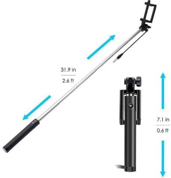 RACRO Cable Selfie Stick