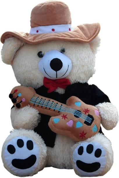 AMARDEEP Rockstar Teddy  - 40 cm