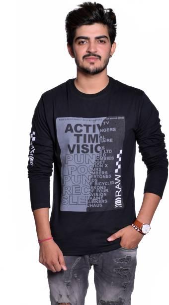 1a555df914 Reo Active Wear Raw Tshirts - Buy Reo Active Wear Raw Tshirts Online ...