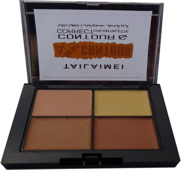 KASCN ORIGINAL TAILAIMEI HIGH QUALITY MAKEUP CONTOUR AND CORRECT CREAM PALETTE FOR ALL SKIN TONE (