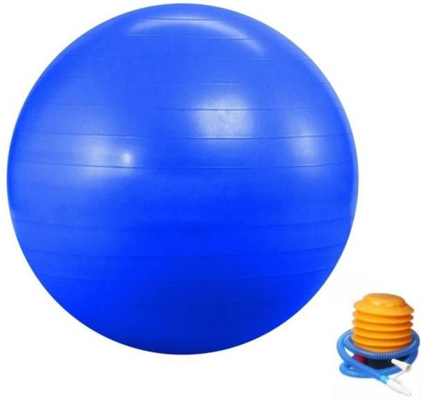 TIMA Gym Ball With Foot Pump, 85cm Gym Ball