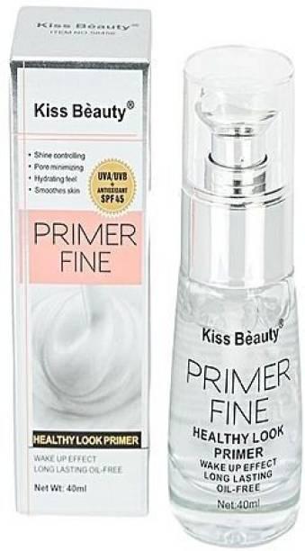 Kiss Beauty Primer Fine Primer  - 40 ml