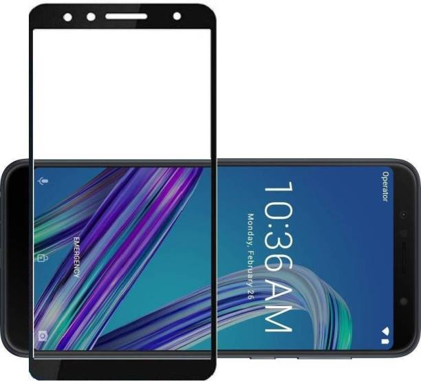Desirtech Tempered Glass Guard for Asus Zenfone Max Pro M1