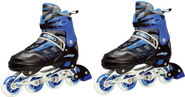 d9de1cd8742f6 Cosco Sprint Inline Skates ( Age Group - 14 Years   Above Only ) ( Color