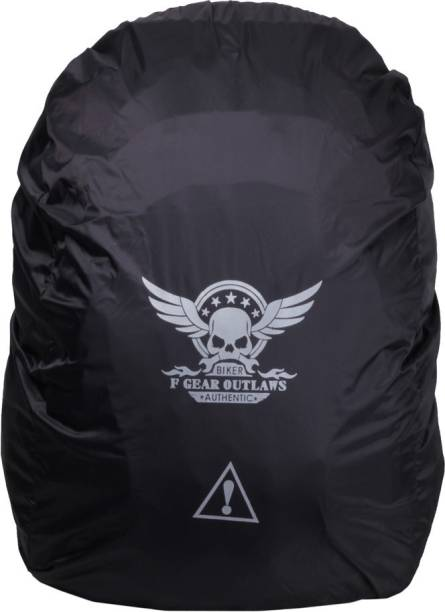 F GEAR Outlaws Raincover Waterproof, Dust Proof Laptop Bag Cover, School Bag Cover