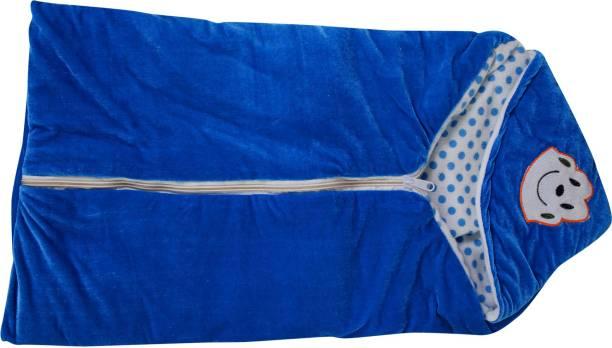 FIRST TREND Solid Crib Baby Sleep Sack