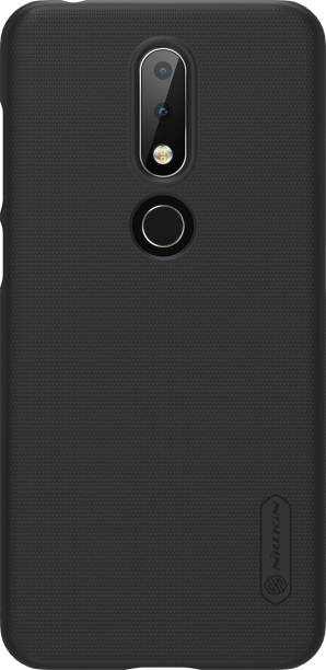 Nillkin Back Cover for Nokia 6.1 Plus, Nokia 6.1 Plus
