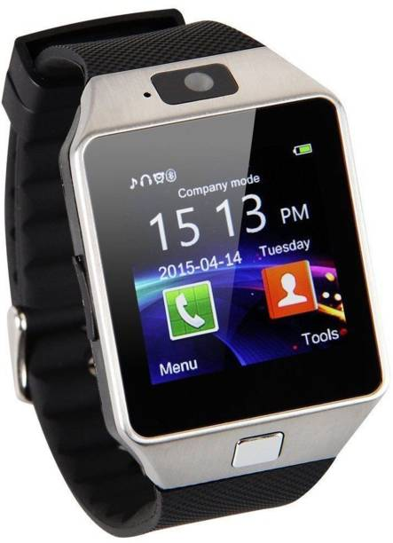 72f5e10077d ALONZO Smartwatch Bluetooth Sweatproof Phone with Camera TF SIM Card Slot  for Android and Sony