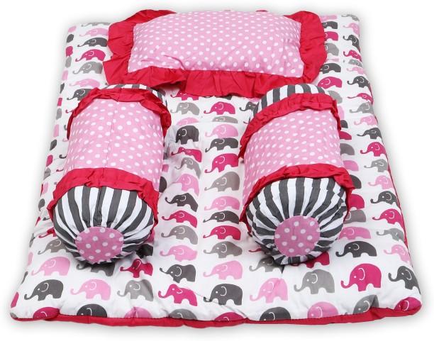 Miss U0026 Chief 4pc Cotton Bedding Set