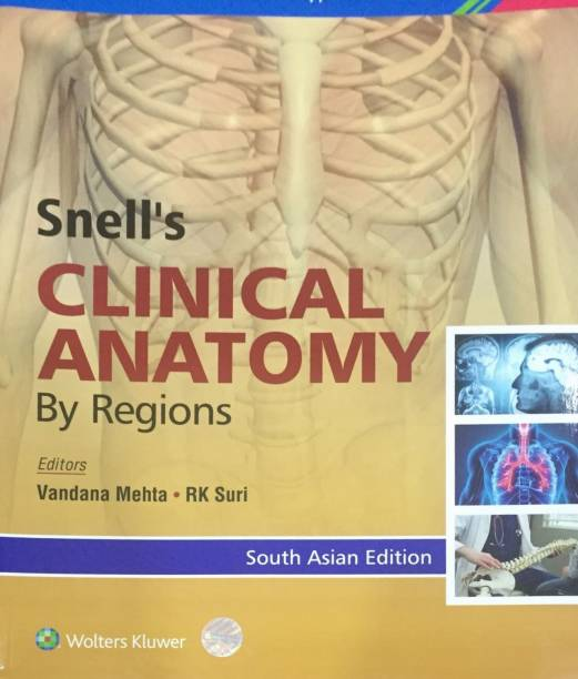 Shell's Clinical Anatomy By Regions
